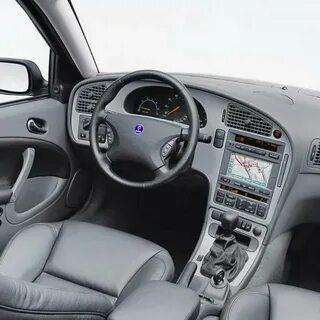 Saab 9-5 I — описание модели фото