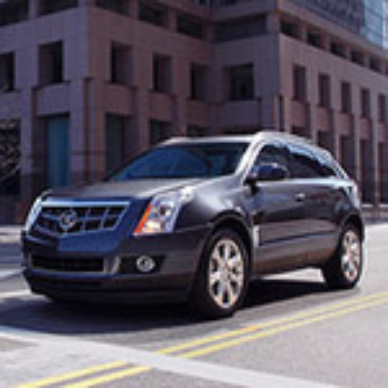 Cadillac SRX II — описание модели фото