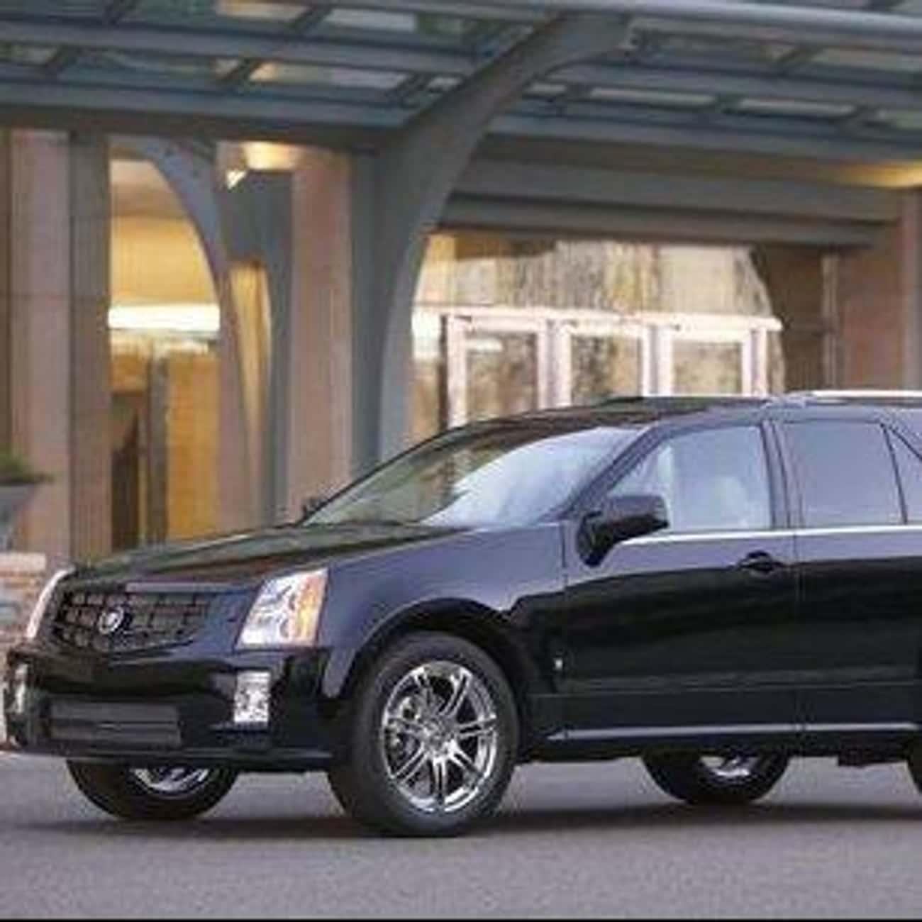 Cadillac SRX I — описание модели фото