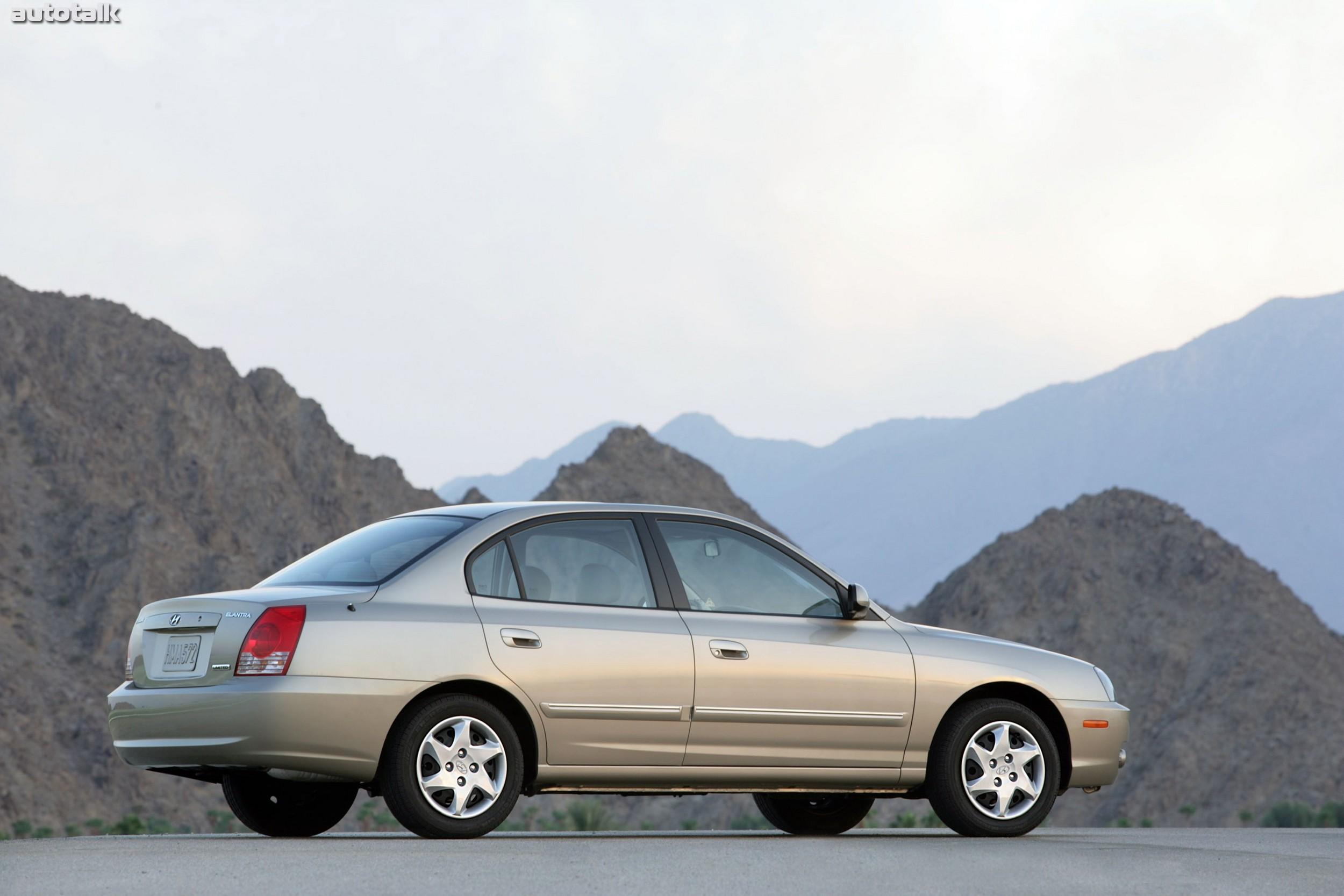 Hyundai Elantra III — описание модели