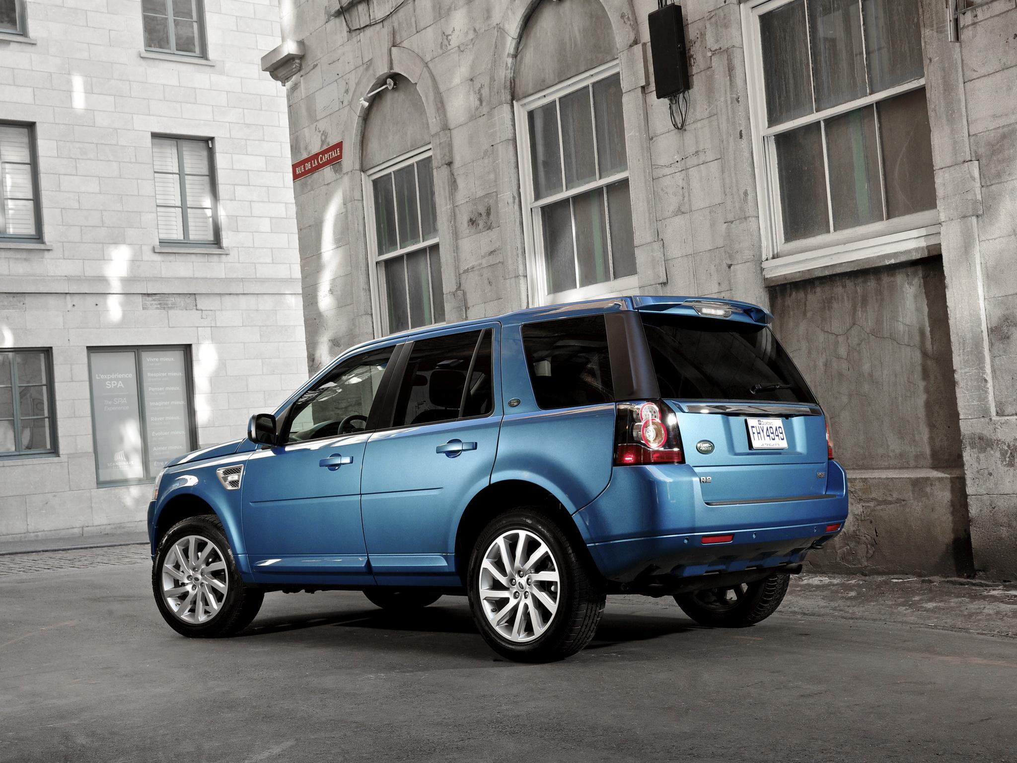Land Rover Freelander I — описание модели