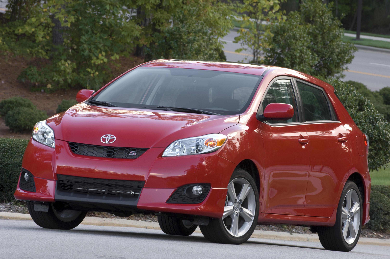 Toyota Matrix — описание модели