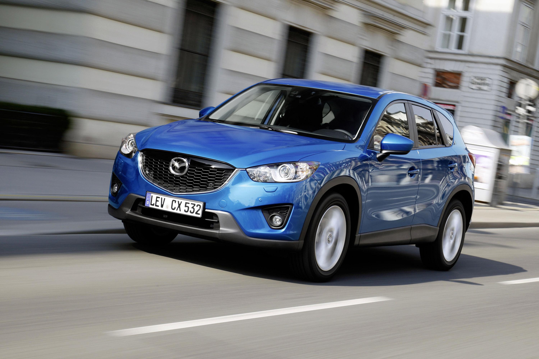 Mazda CX-5 — описание модели