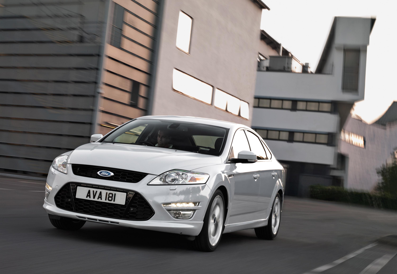 Ford Mondeo IV — описание модели
