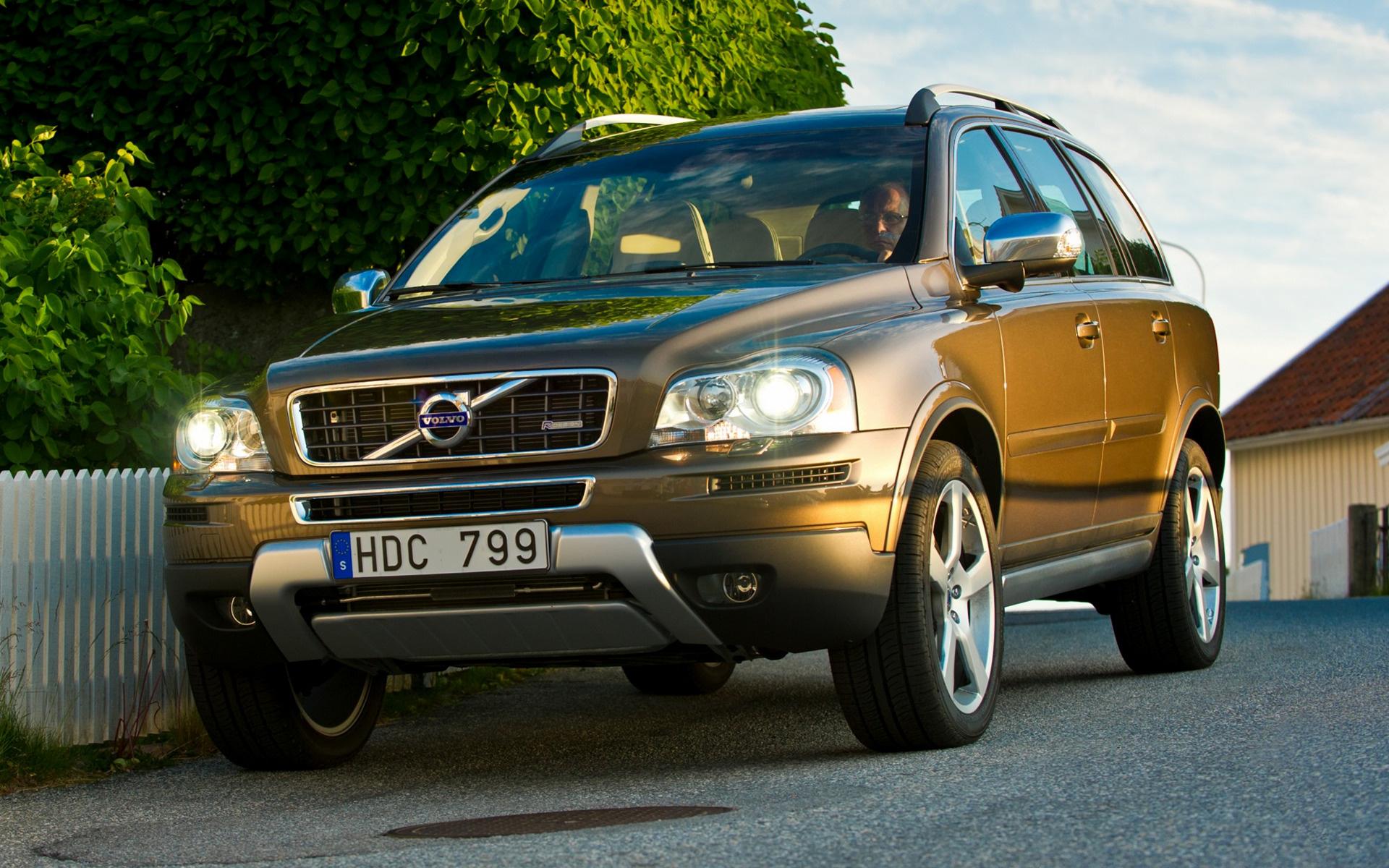 Volvo XC90 — описание модели
