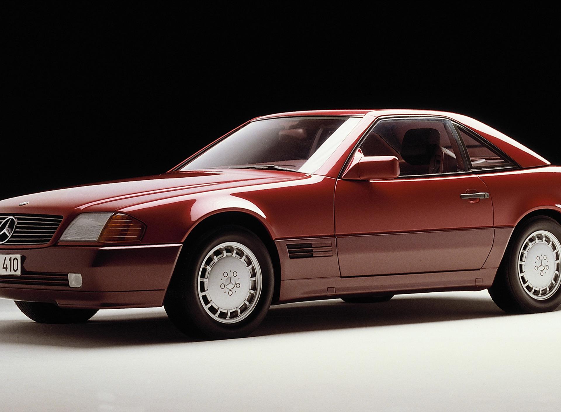 Mercedes-Benz SL- Class (R129) — описание модели