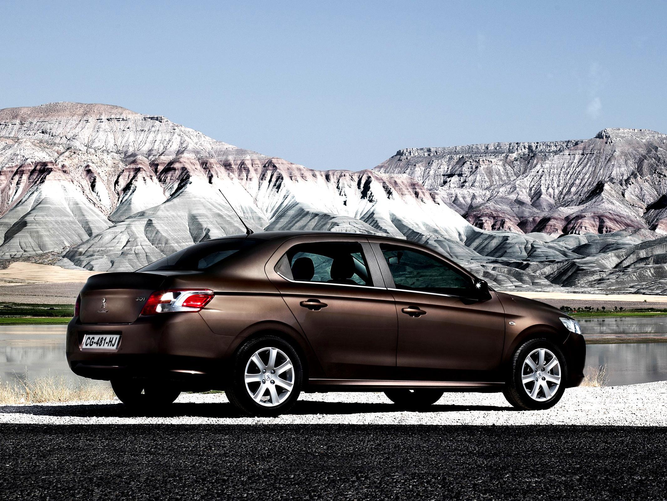 Peugeot 301 — описание модели