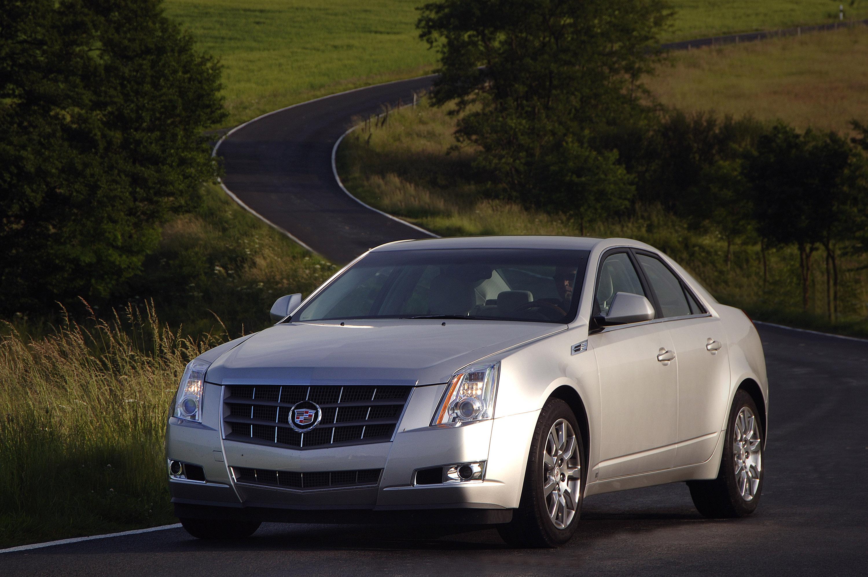 Cadillac CTS I — описание модели