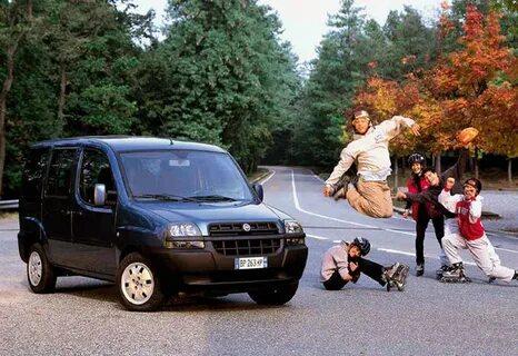 FIAT Doblo — описание модели