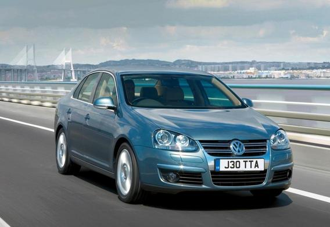 Volkswagen Jetta A5 — описание модели