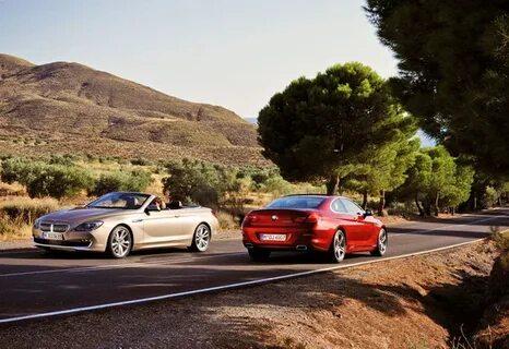 BMW 6 Series E63/E64 — описание модели