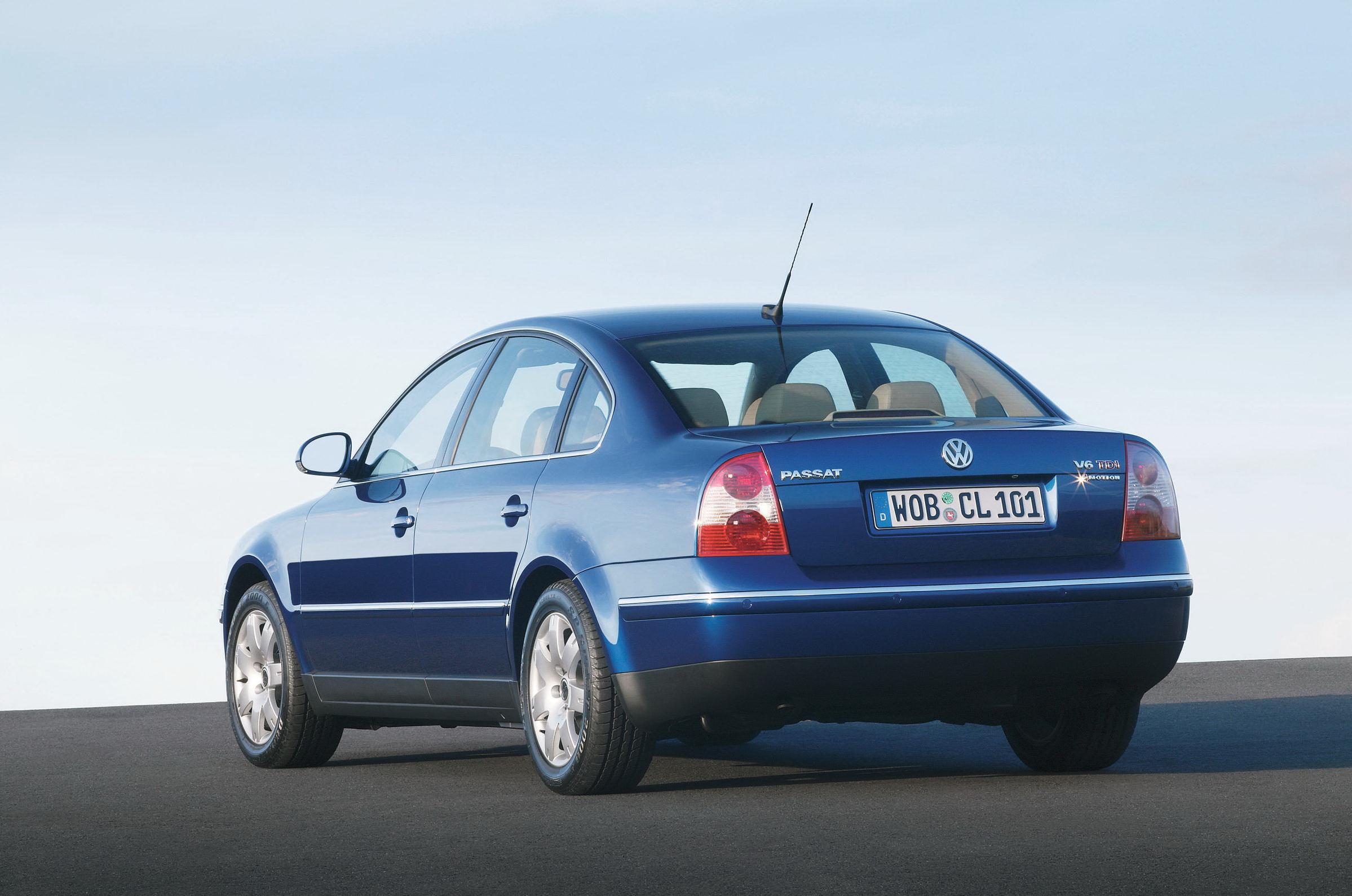 Volkswagen Passat B5 — описание модели