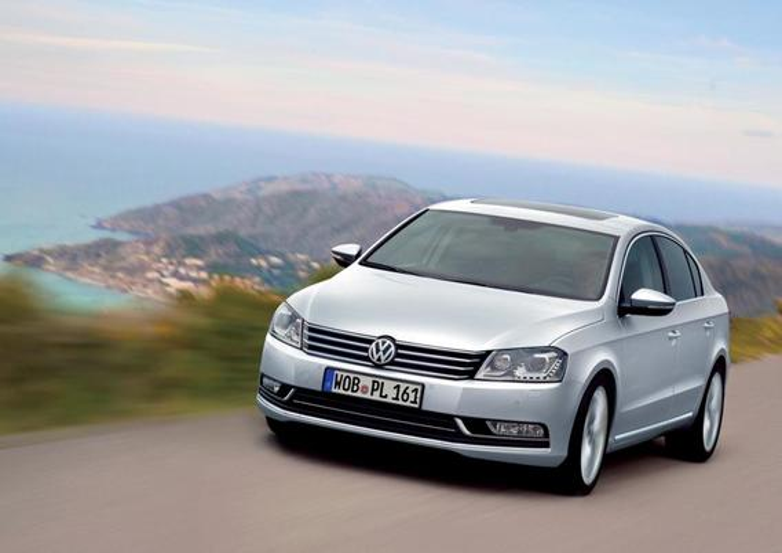 Volkswagen Passat B7 — описание модели