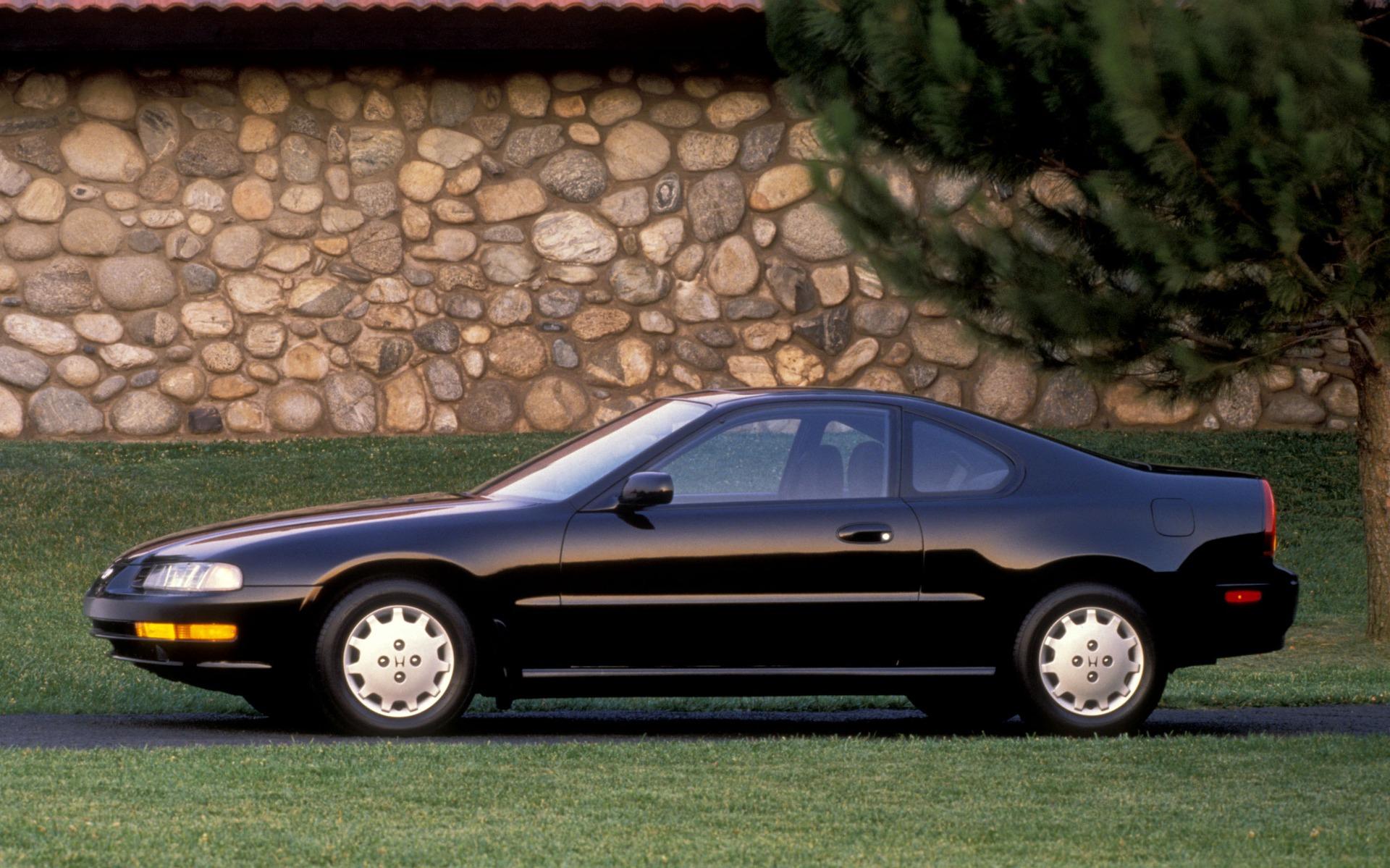 Honda Prelude IV — описание модели