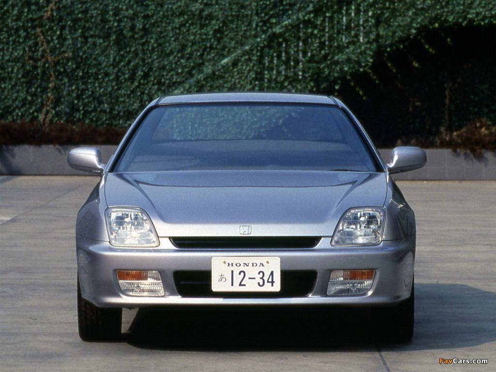 Honda Prelude V — описание модели