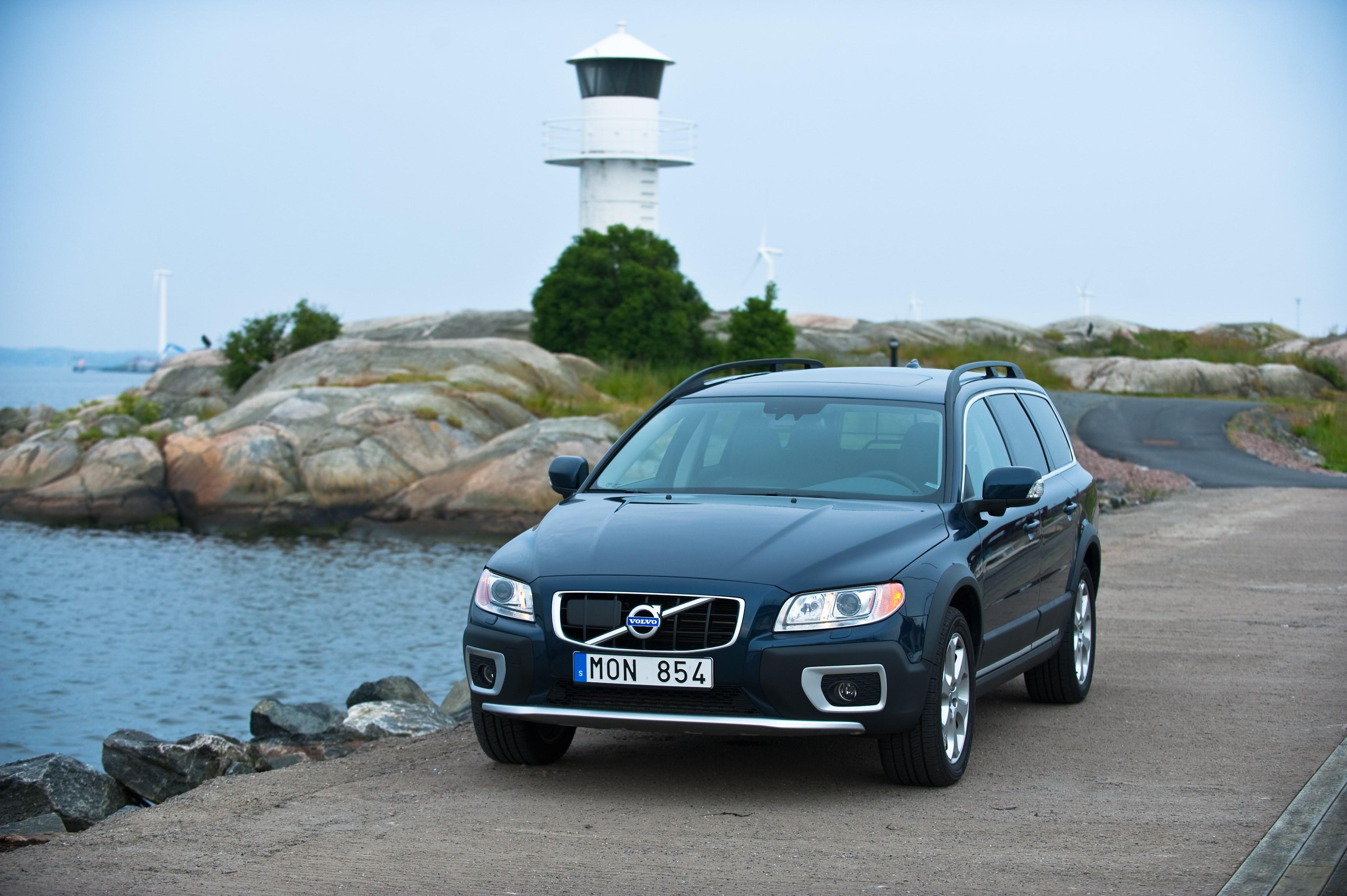 Volvo XC70 — описание модели