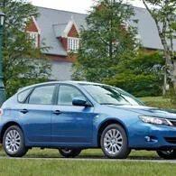 Subaru Impreza III — описание модели фото