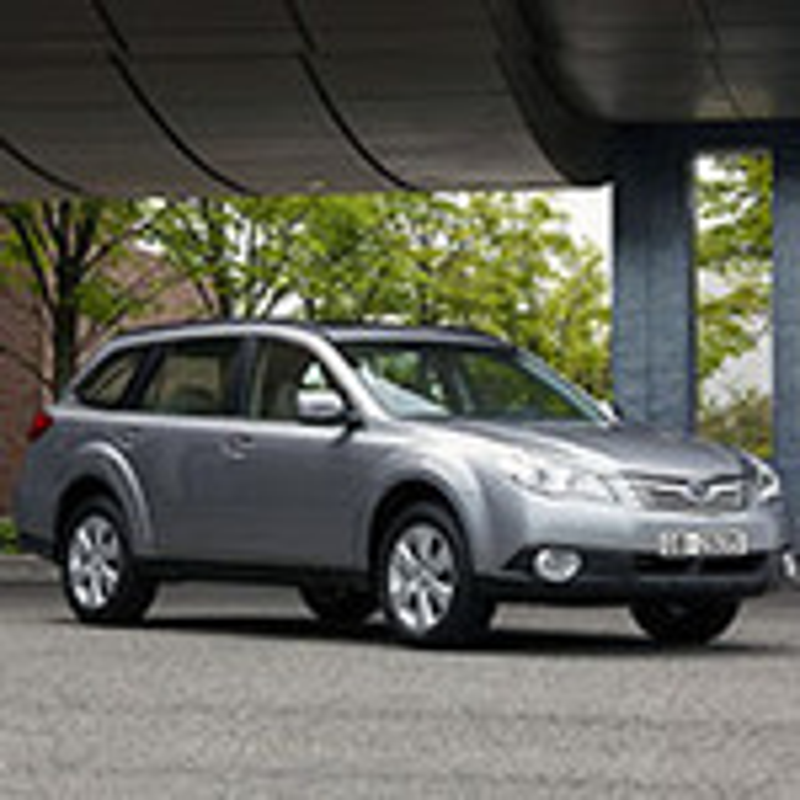 Subaru Outback IV — описание модели фото