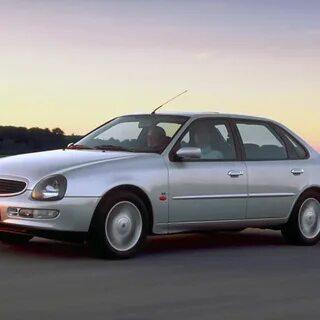 Ford Scorpio II — описание модели фото