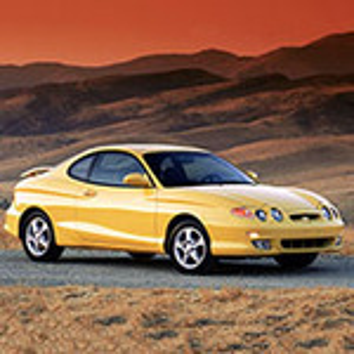 Hyundai Coupe I — описание модели фото