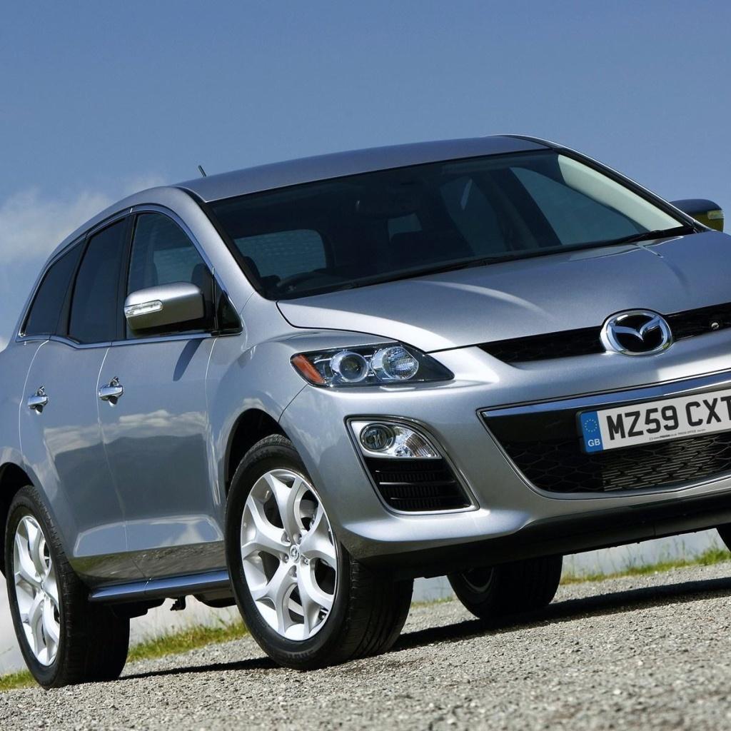 Mazda CX-7 — описание модели фото