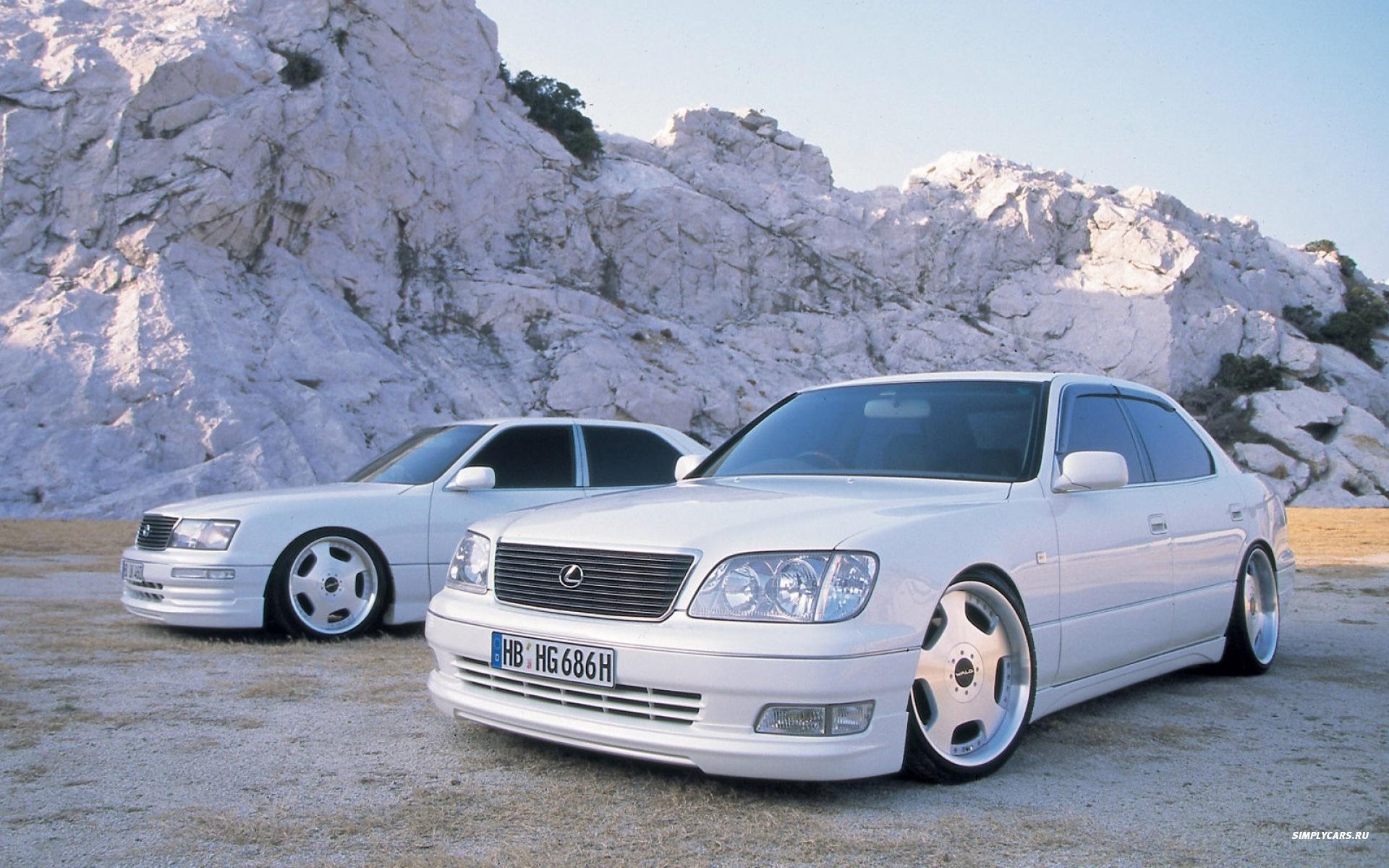 Lexus LS IV — описание модели