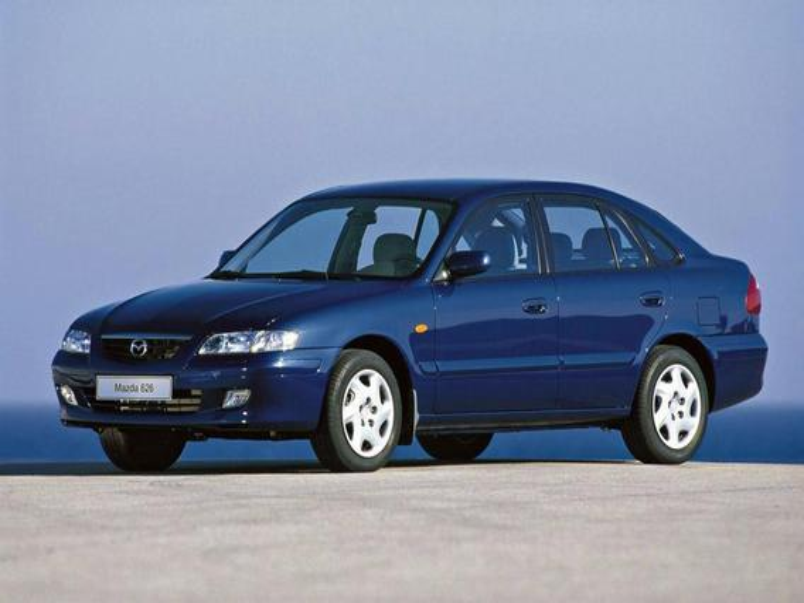 Mazda 626 — описание модели