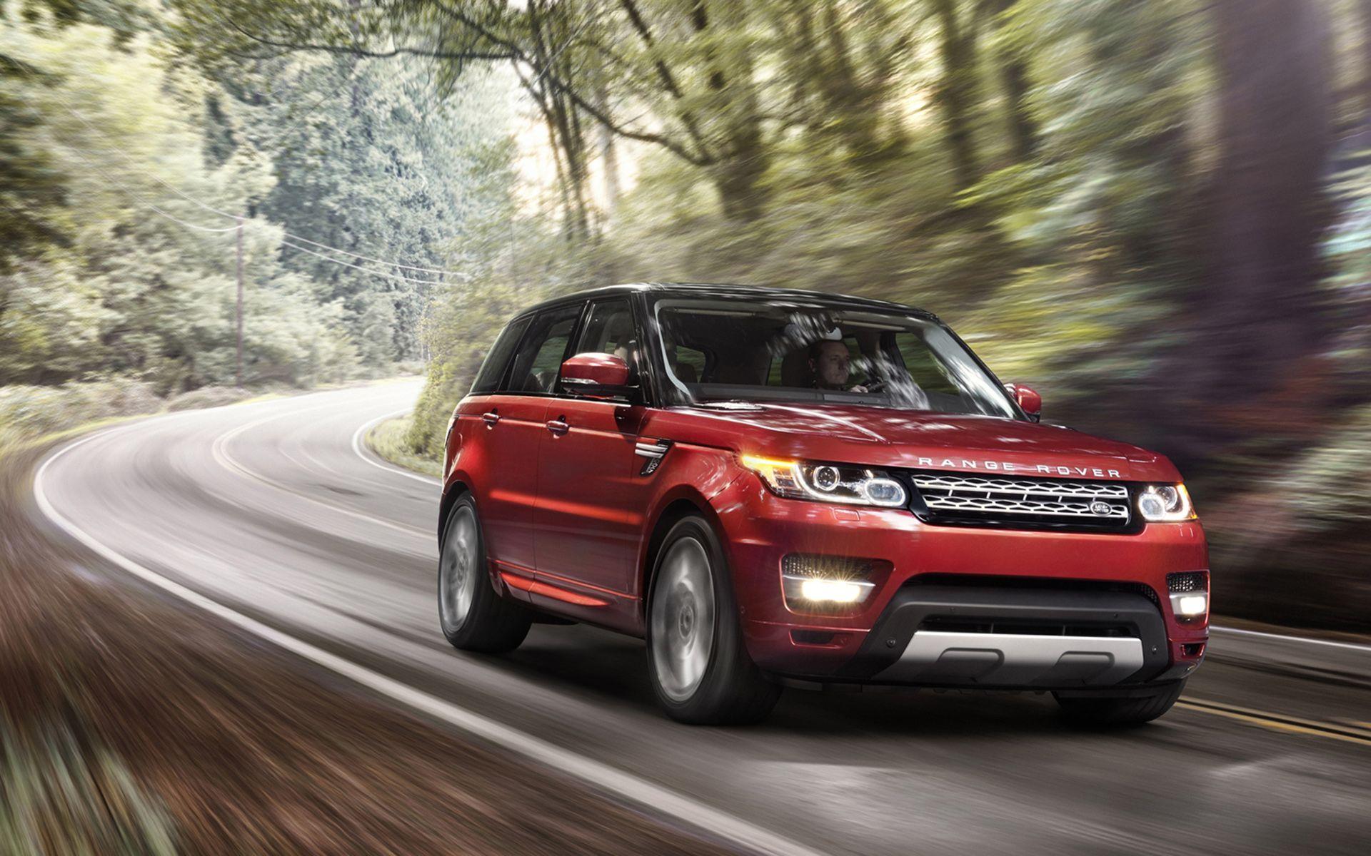 Land Rover Range Rover Sport — описание модели