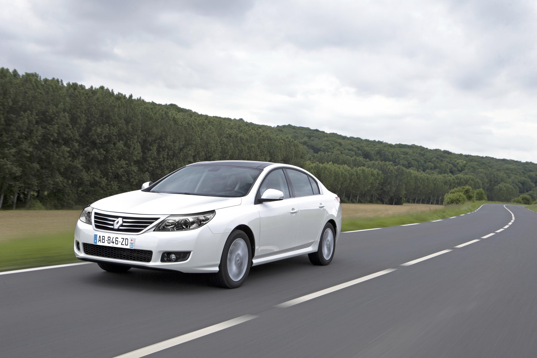 Renault Latitude — описание модели
