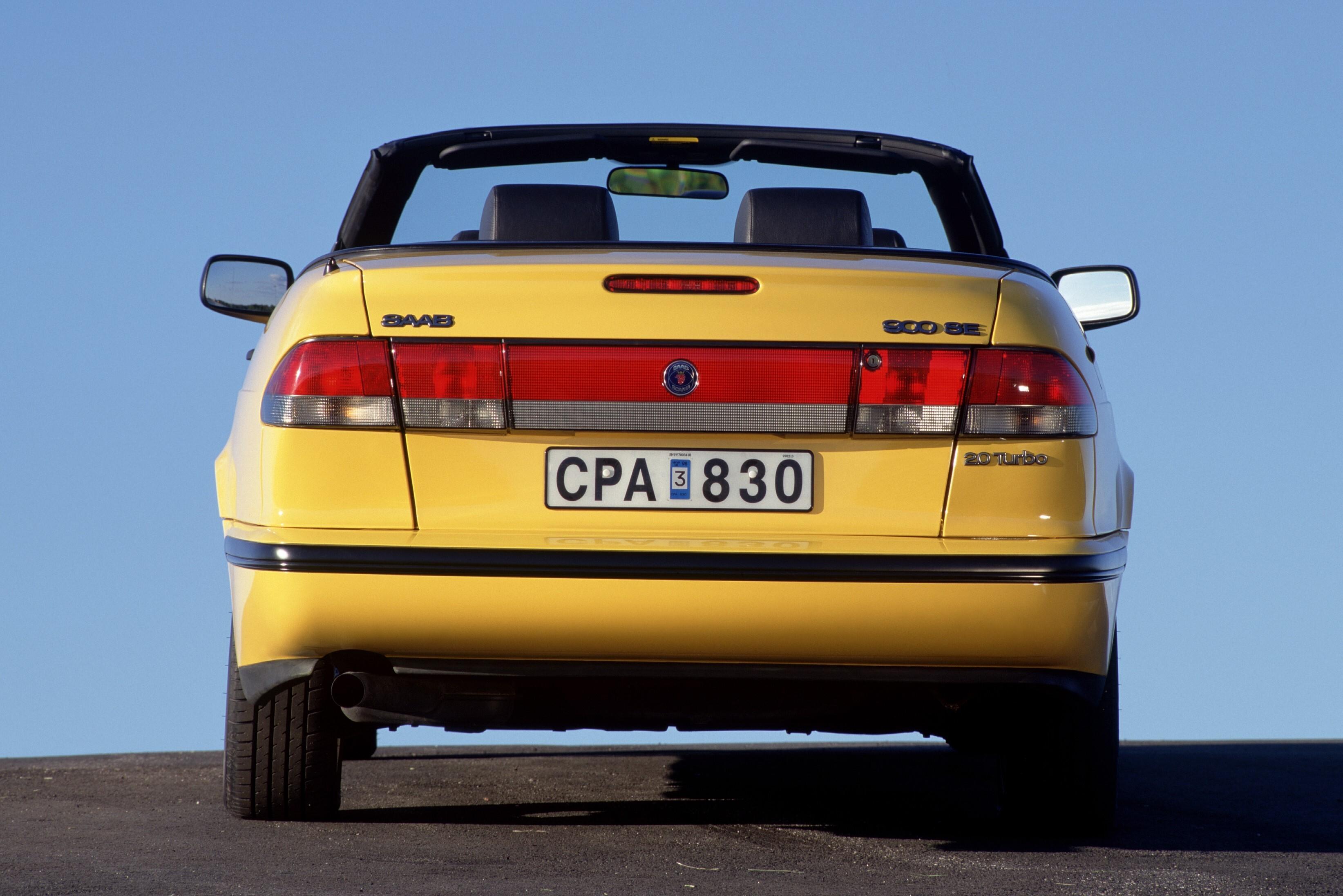 Saab 900 (NG) — описание модели