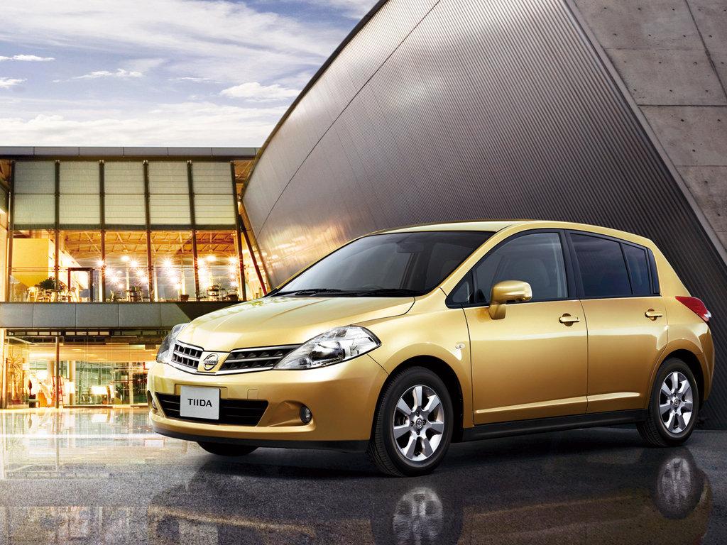 Nissan Tiida — описание модели