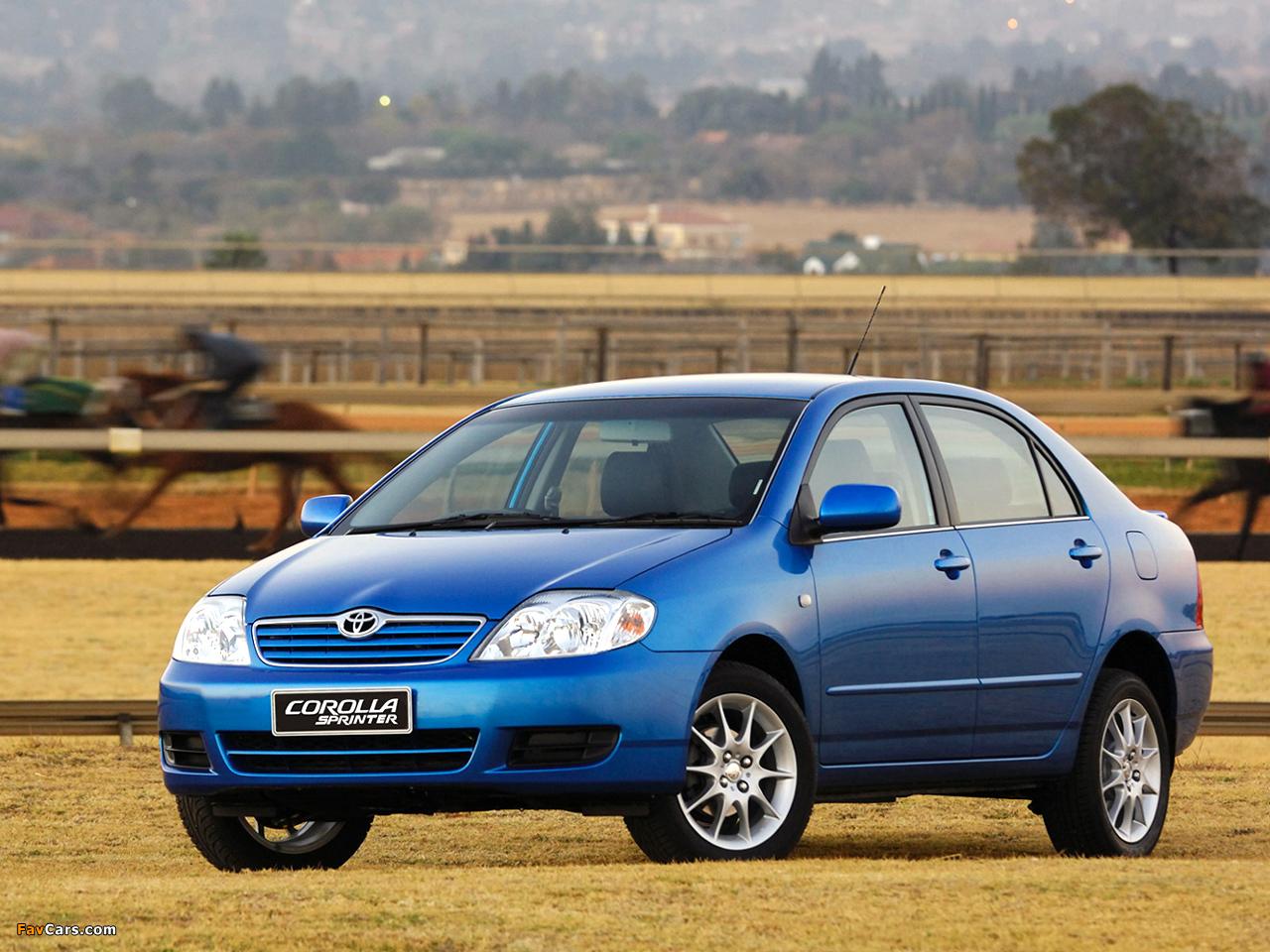 Toyota Corolla (E12) — описание модели