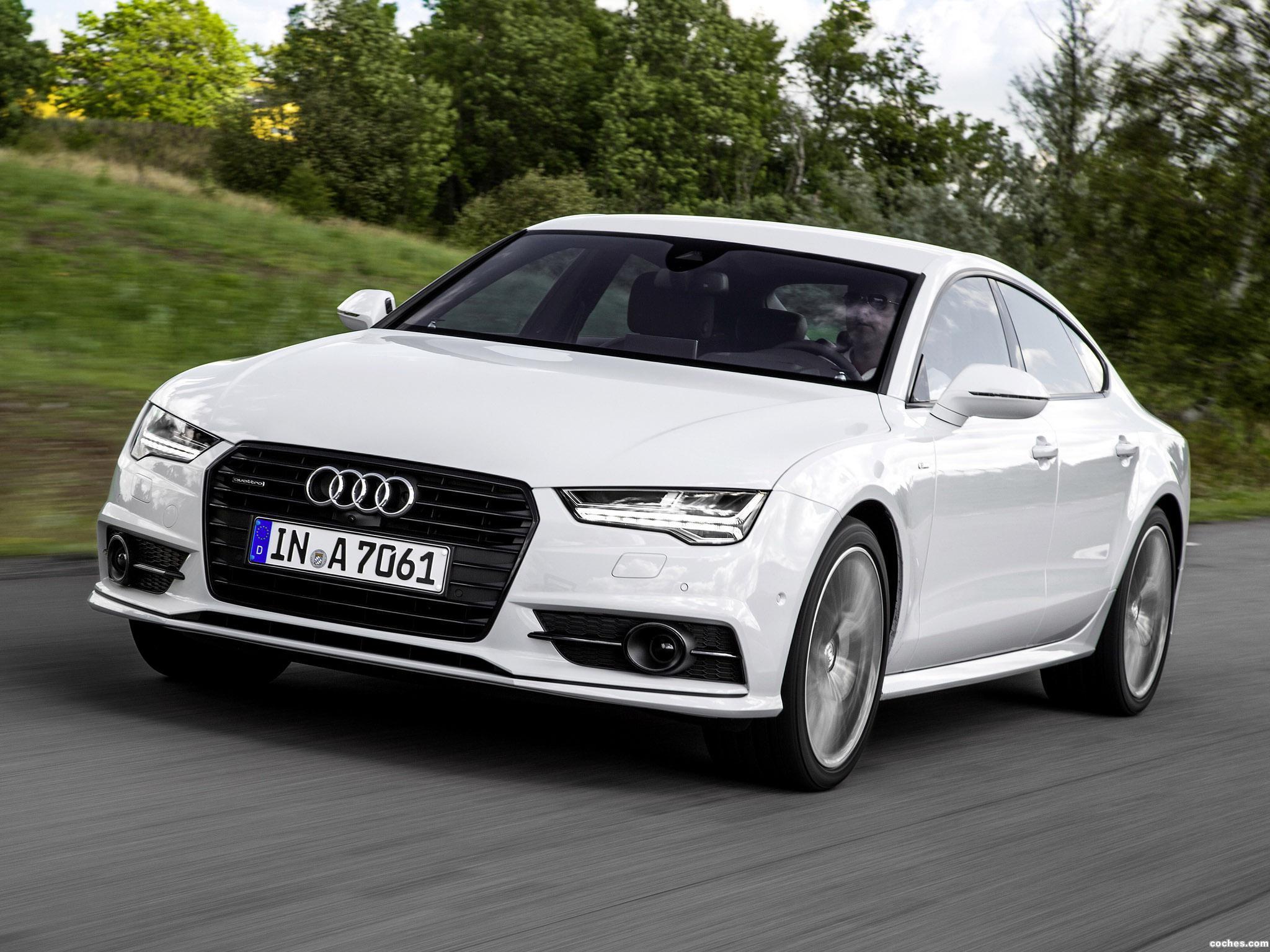 Audi A7 — описание модели