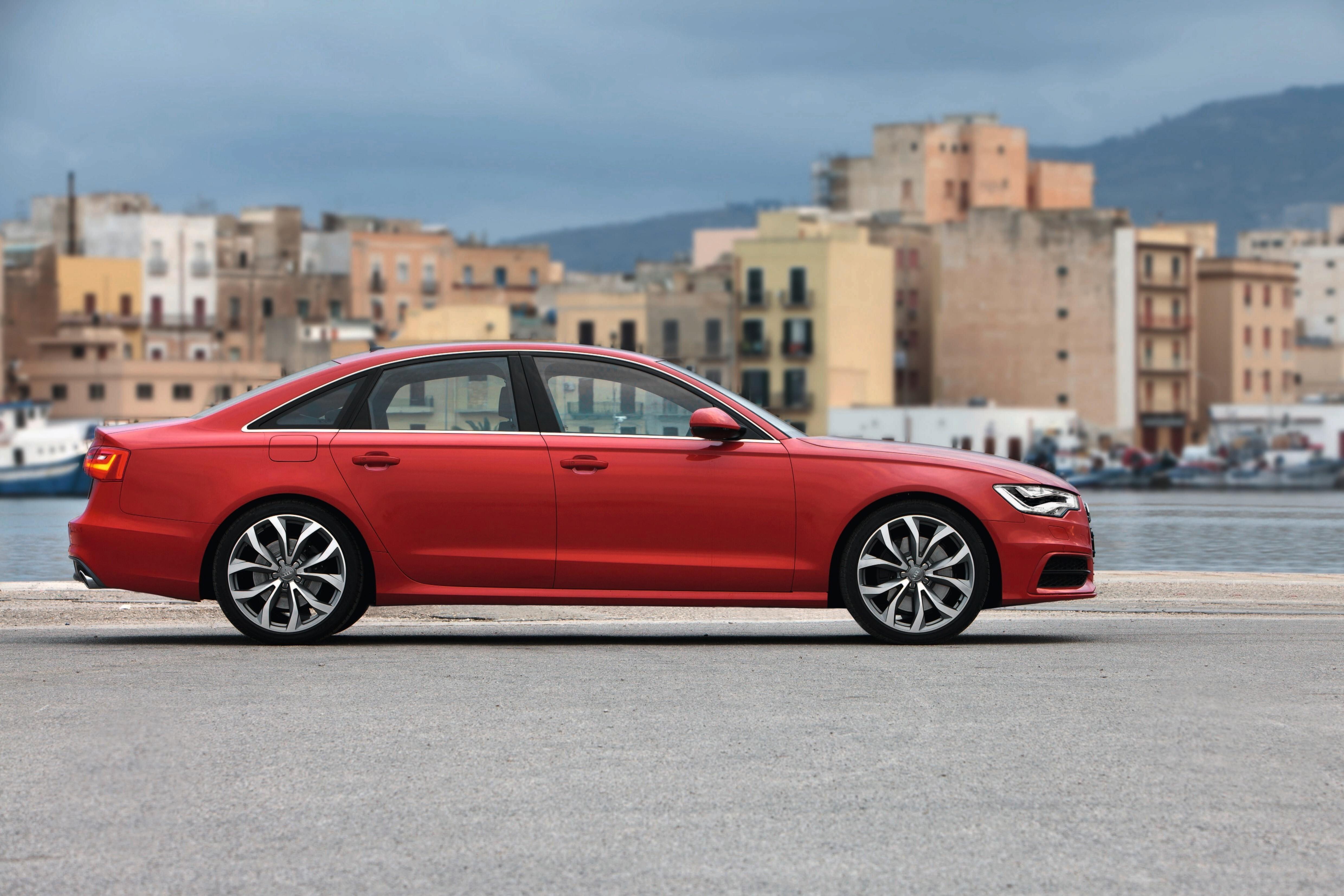 Audi A6 (C7) — описание модели