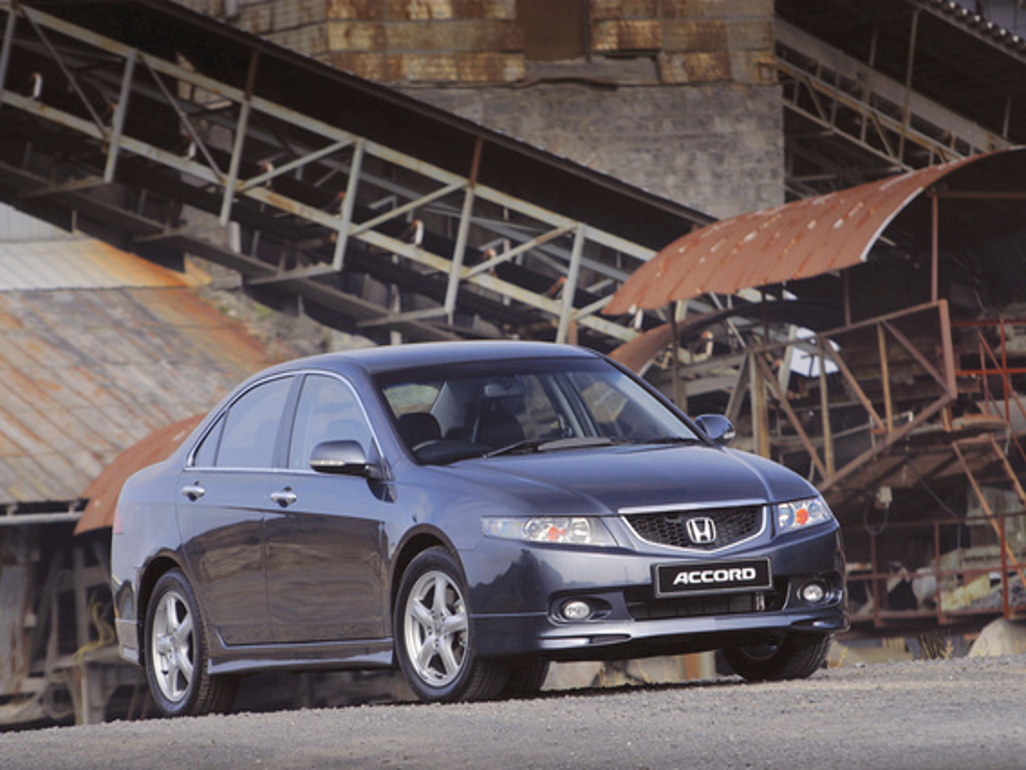 Honda Accord VII — описание модели