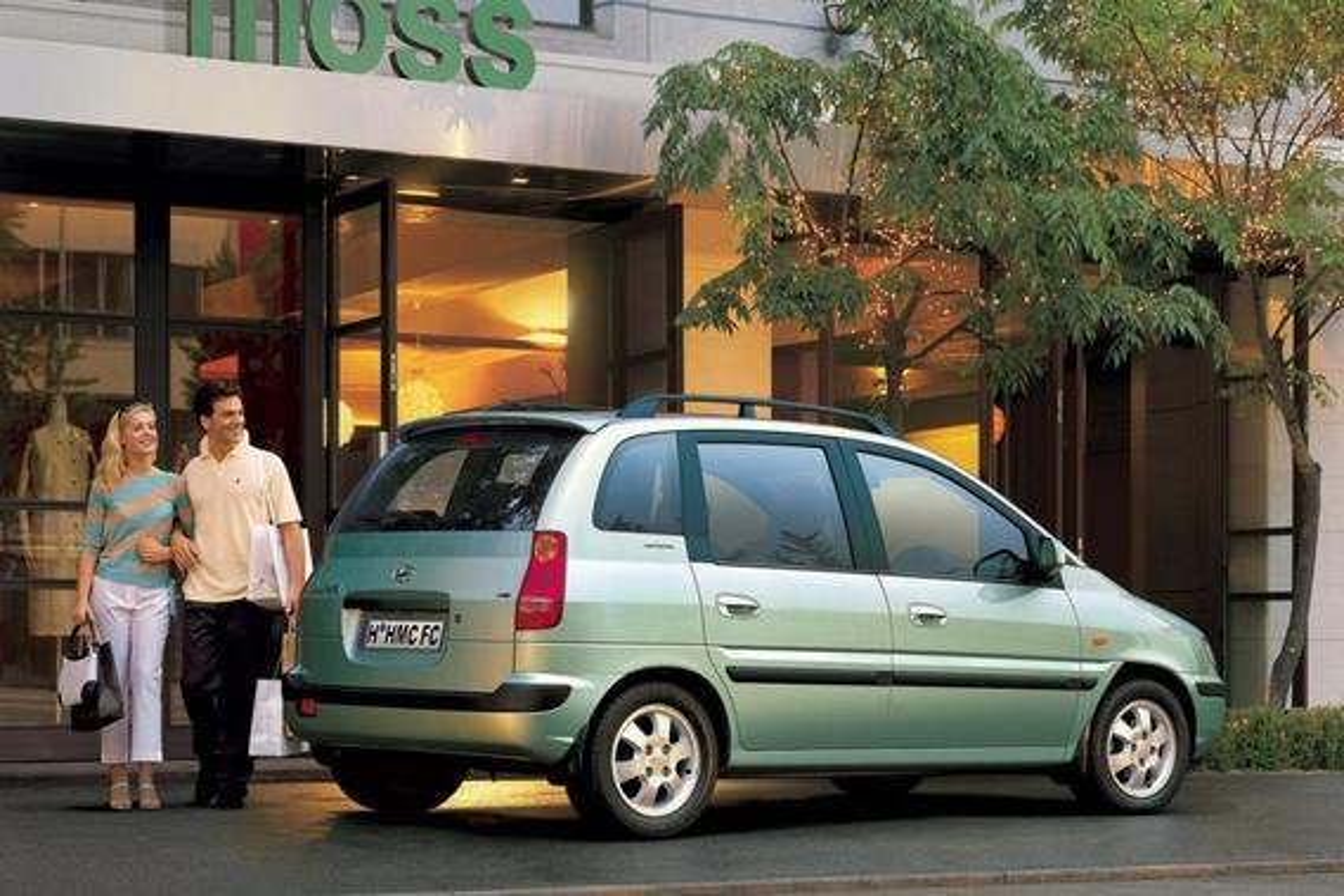 Hyundai Matrix — описание модели