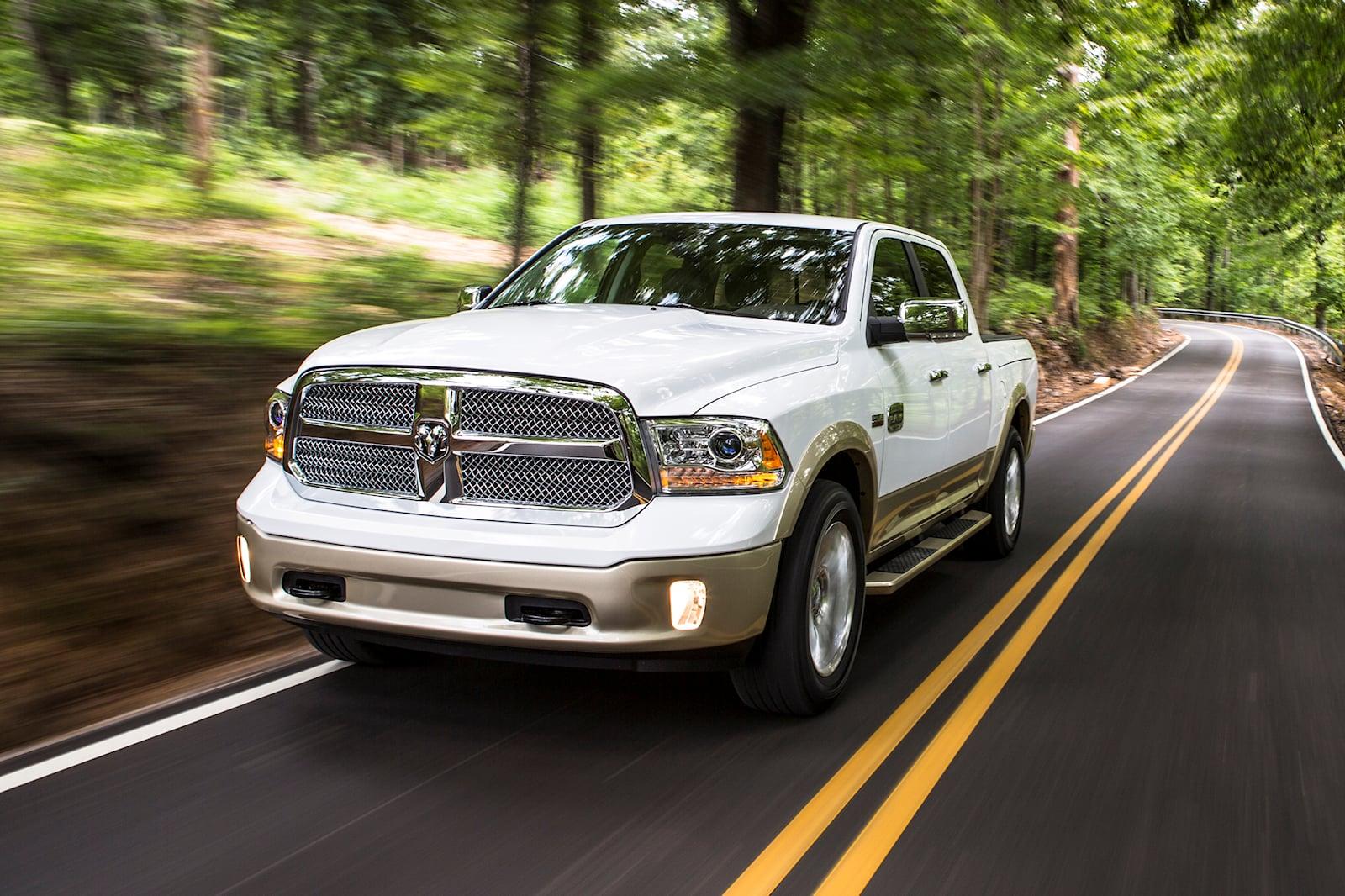 Dodge Ram IV — описание модели
