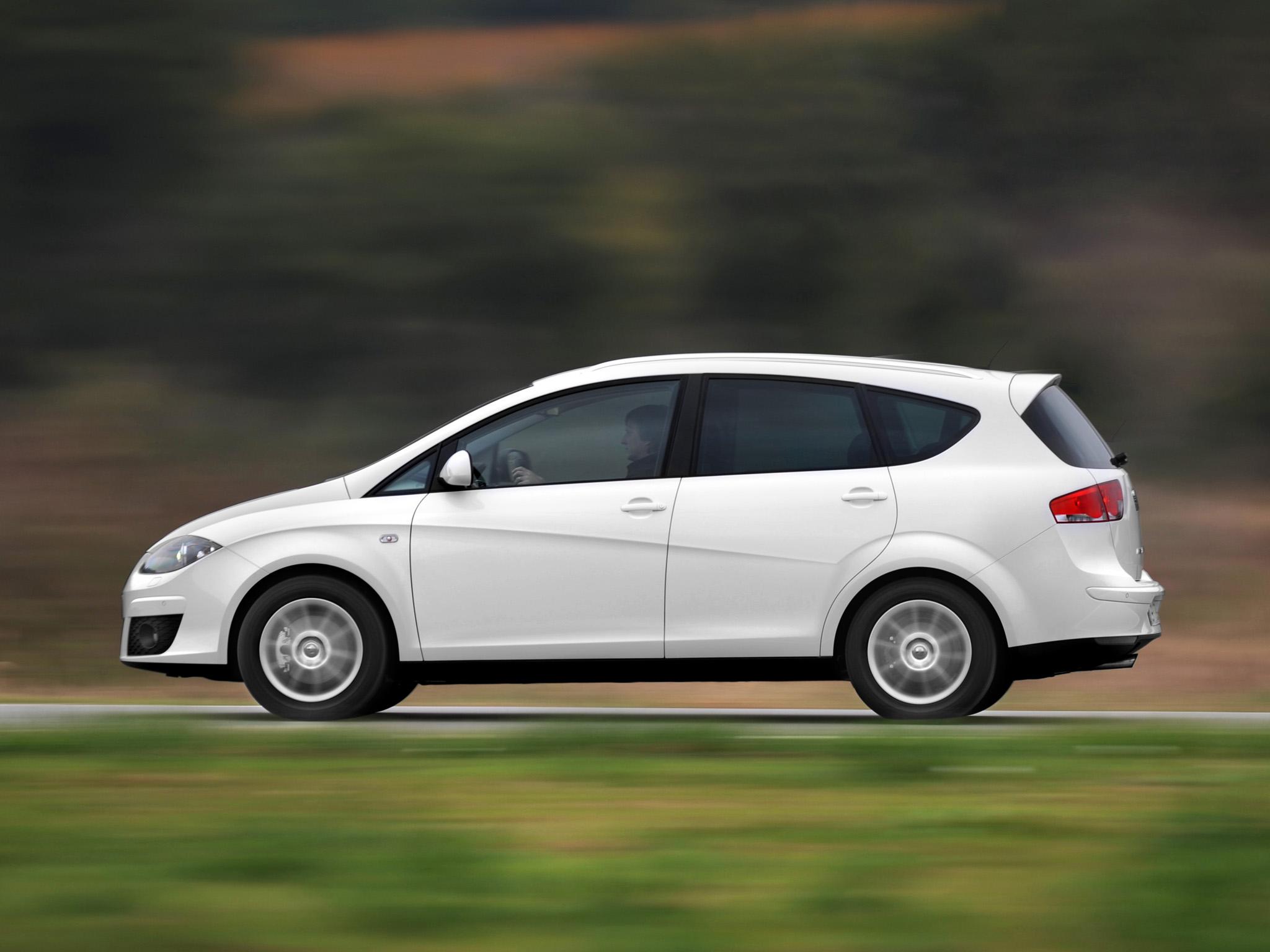 Seat Altea — описание модели