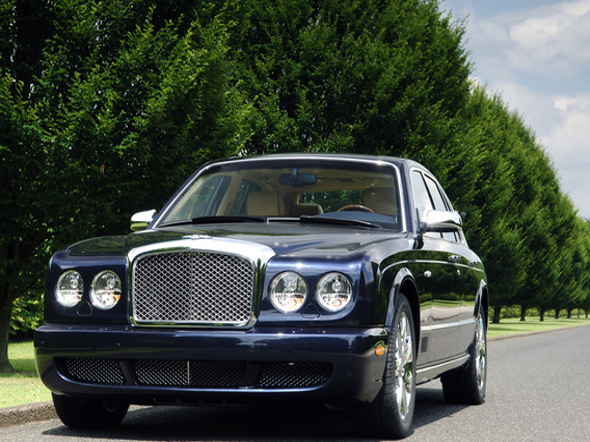 История марки Bentley