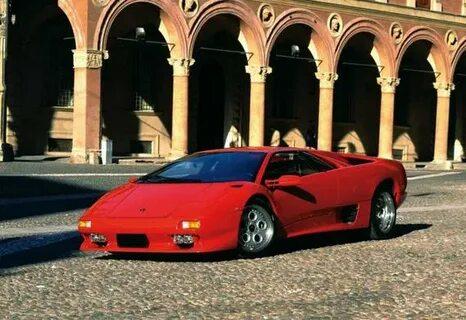 Lamborghini Diablo — легендарная модель