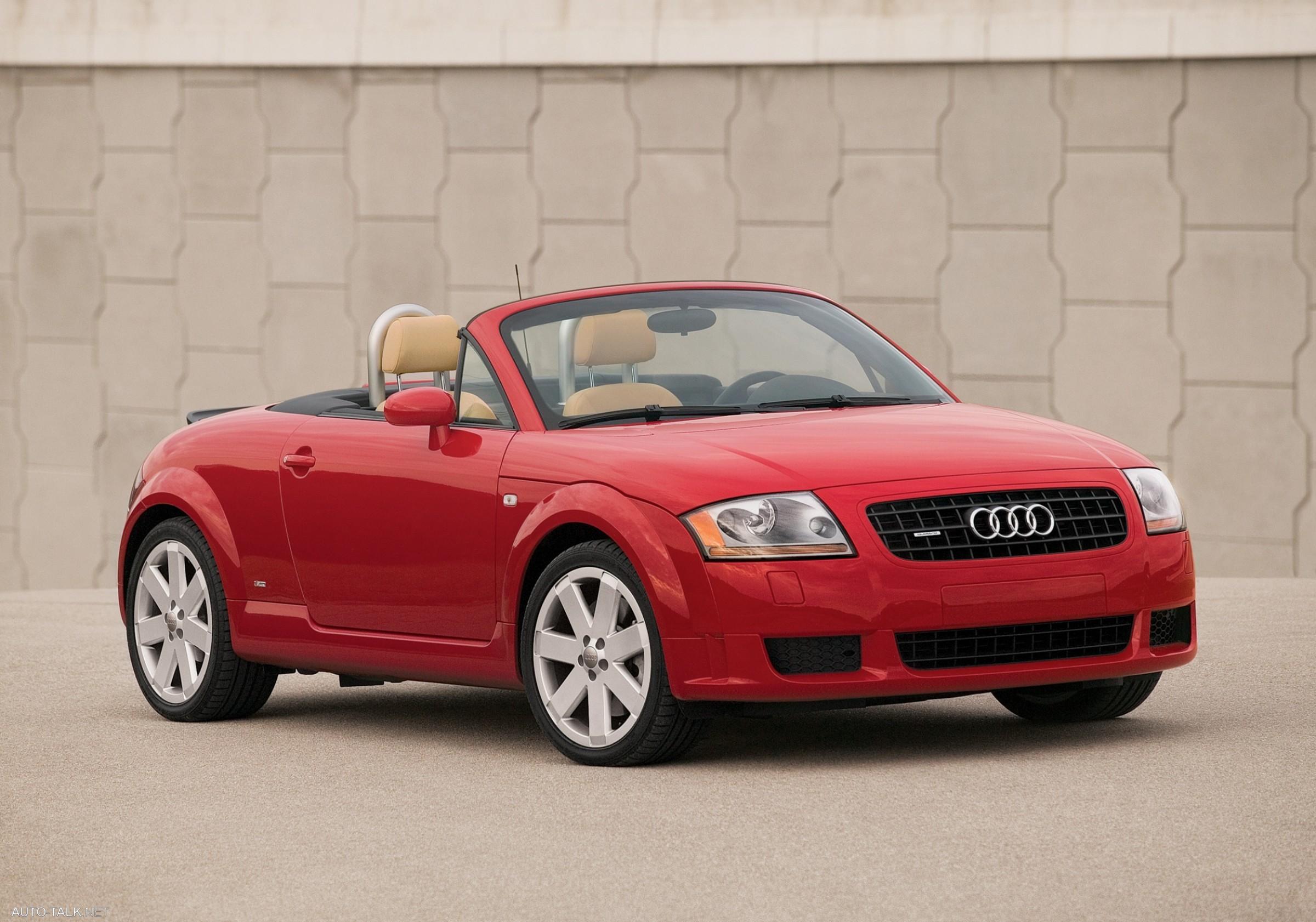 Audi TT (8N) — описание модели