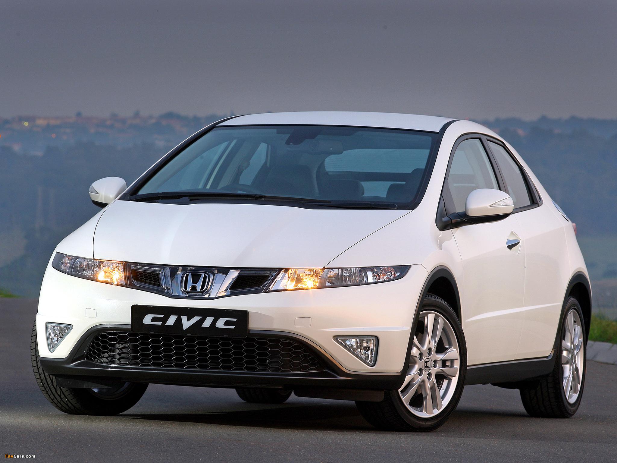 Honda Civic IX — описание модели