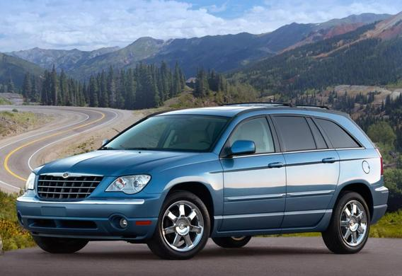 Chrysler Pacifica — описание
