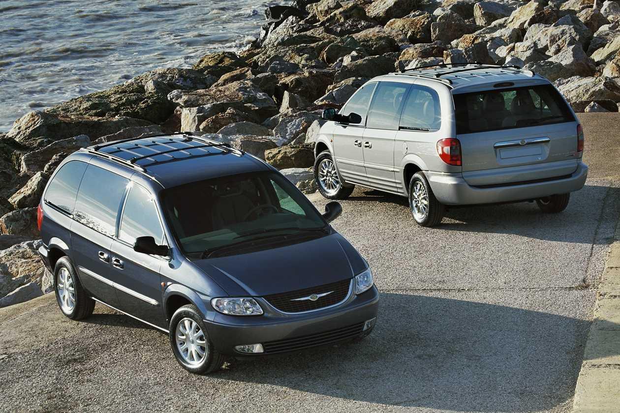 Chrysler Voyager I-II — описание модели