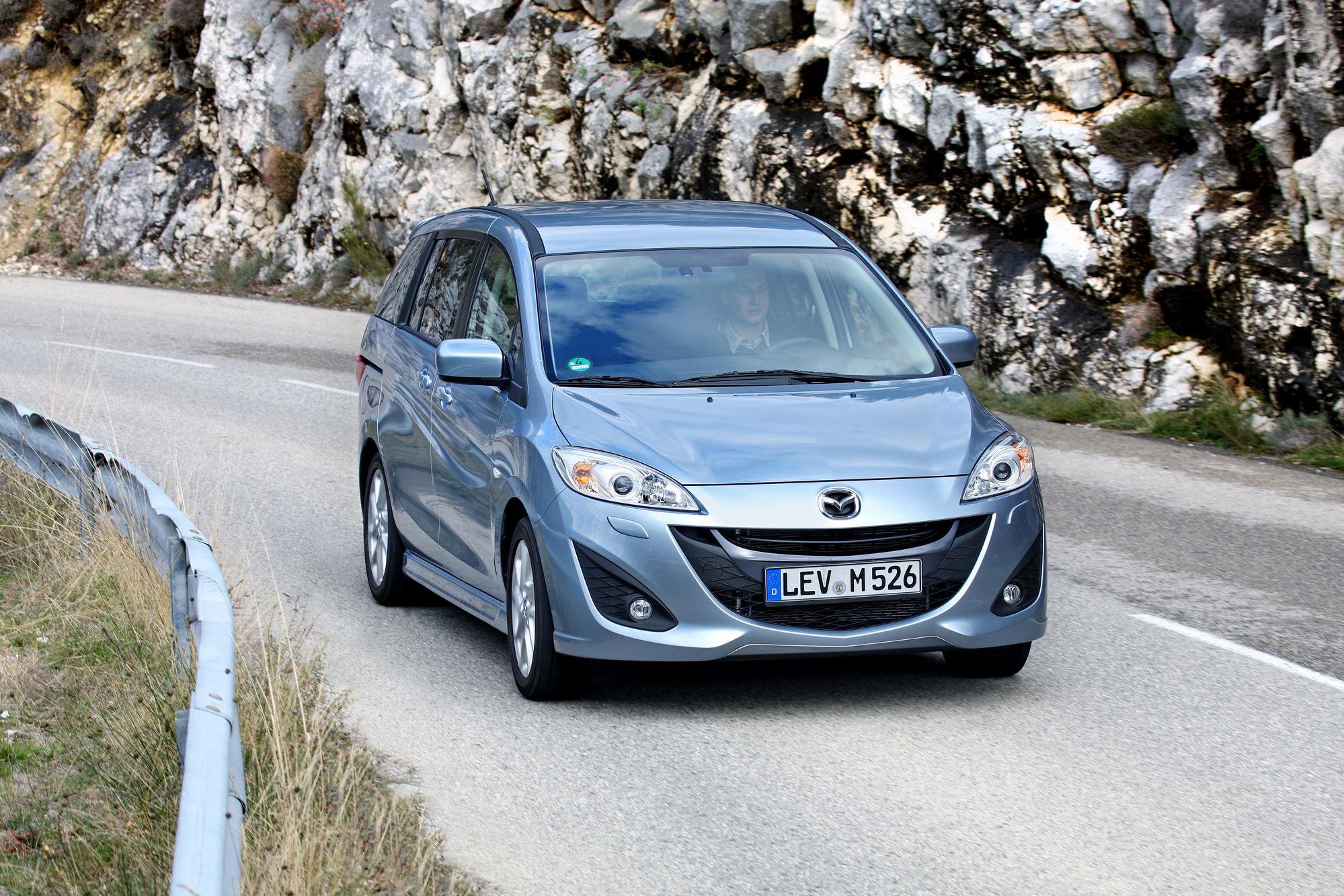 Mazda 5 — описание модели