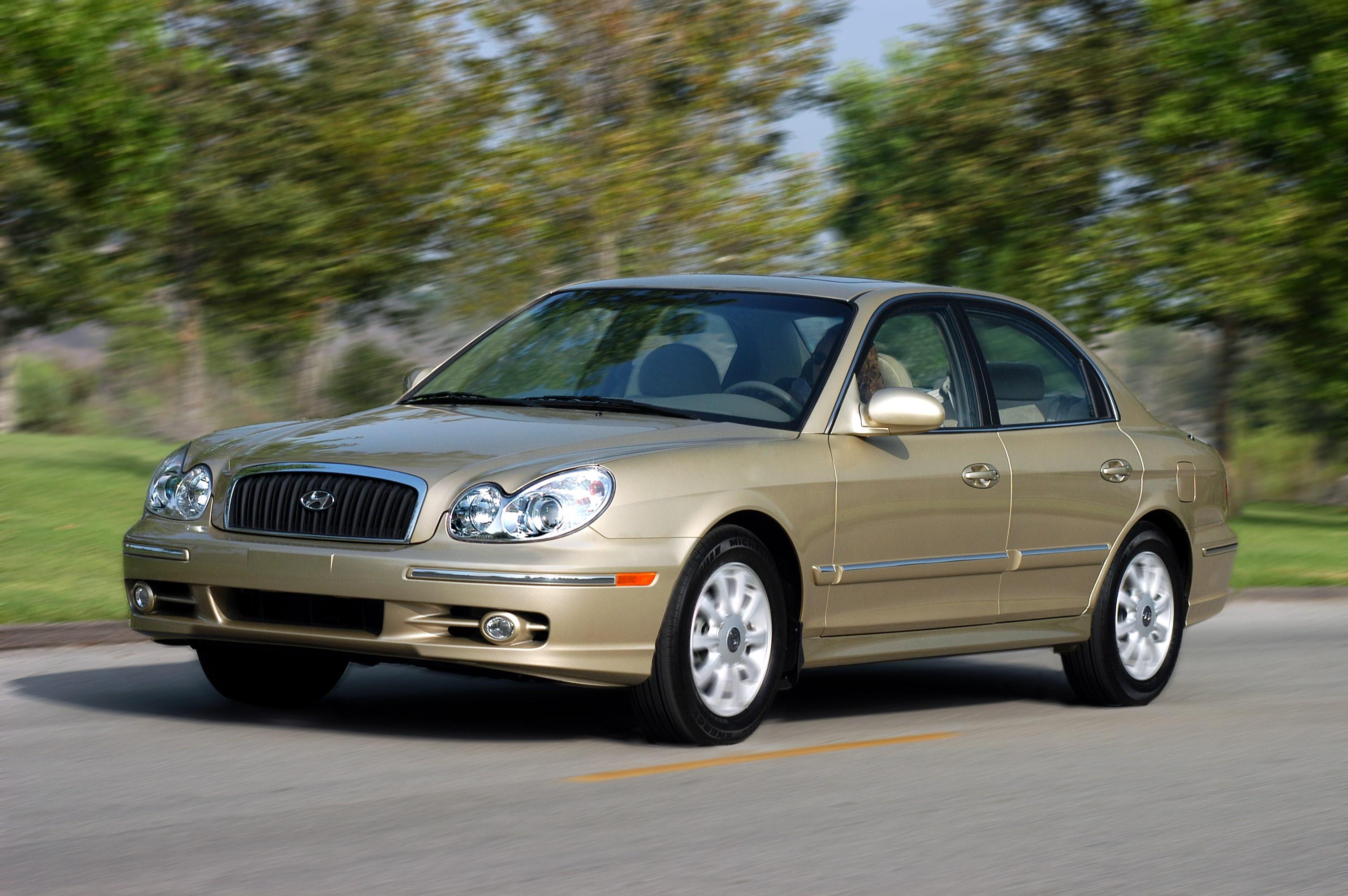 Hyundai Sonata IV — описание модели