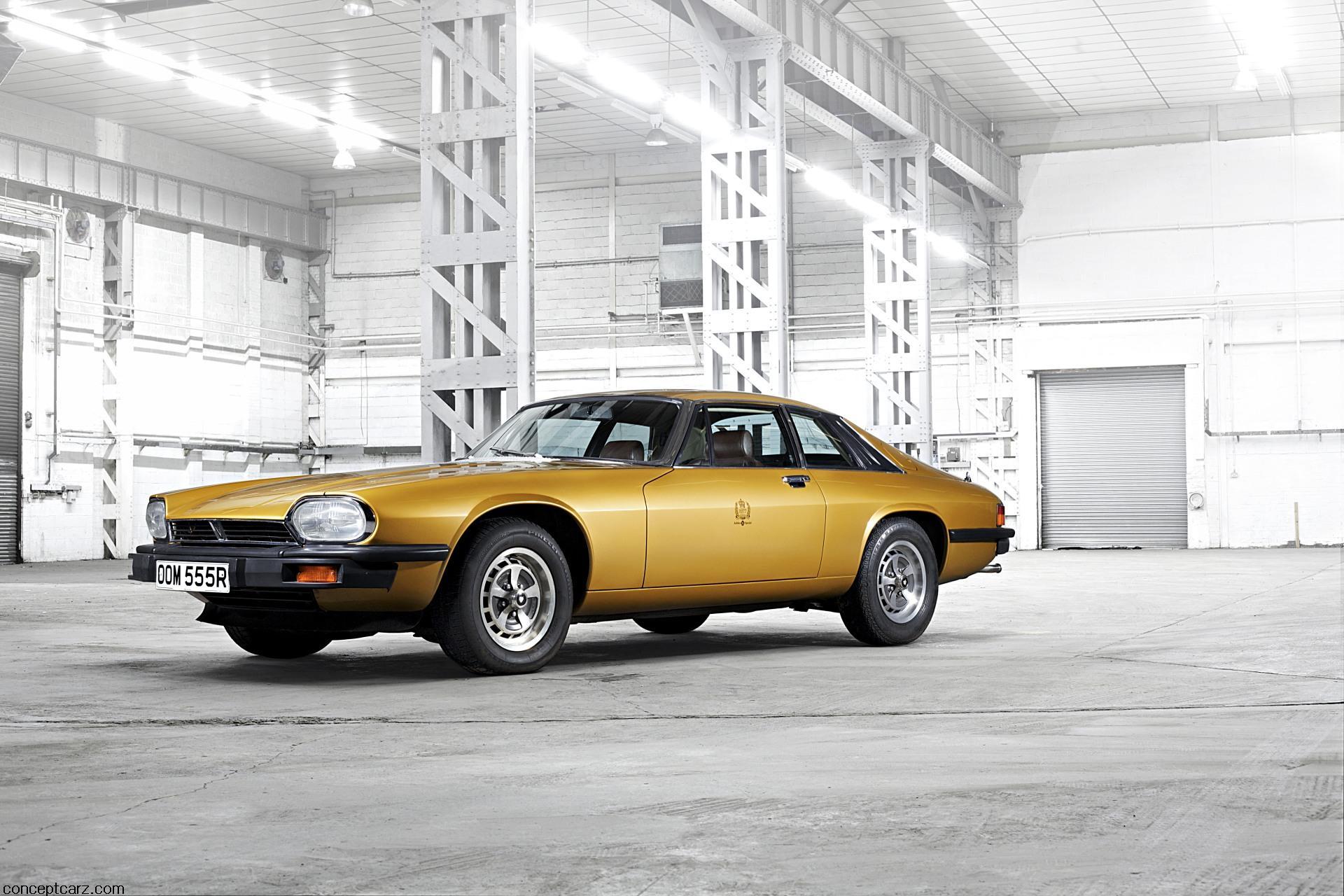 Jaguar XJS — легендарная модель