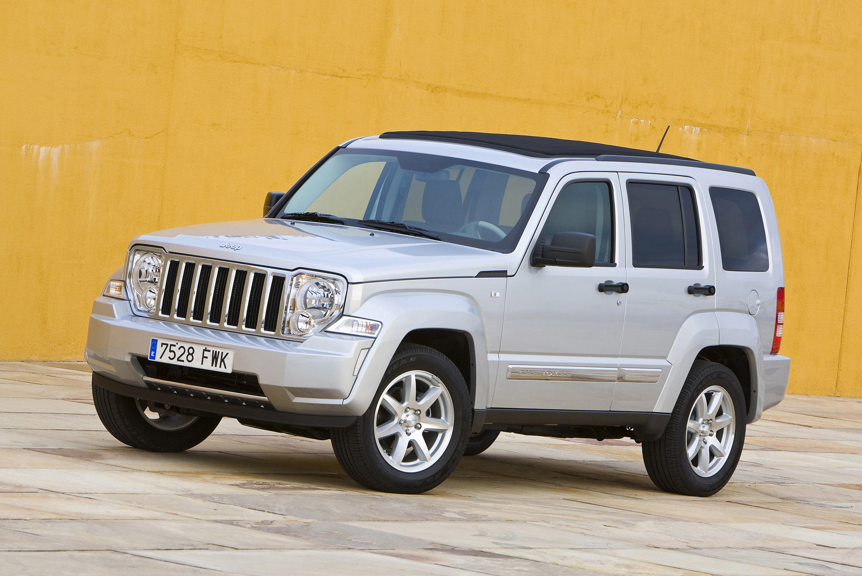 Jeep Cherokee (KJ/KK) — описание модели