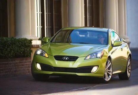 Hyundai Genesis Coupe — описание модели