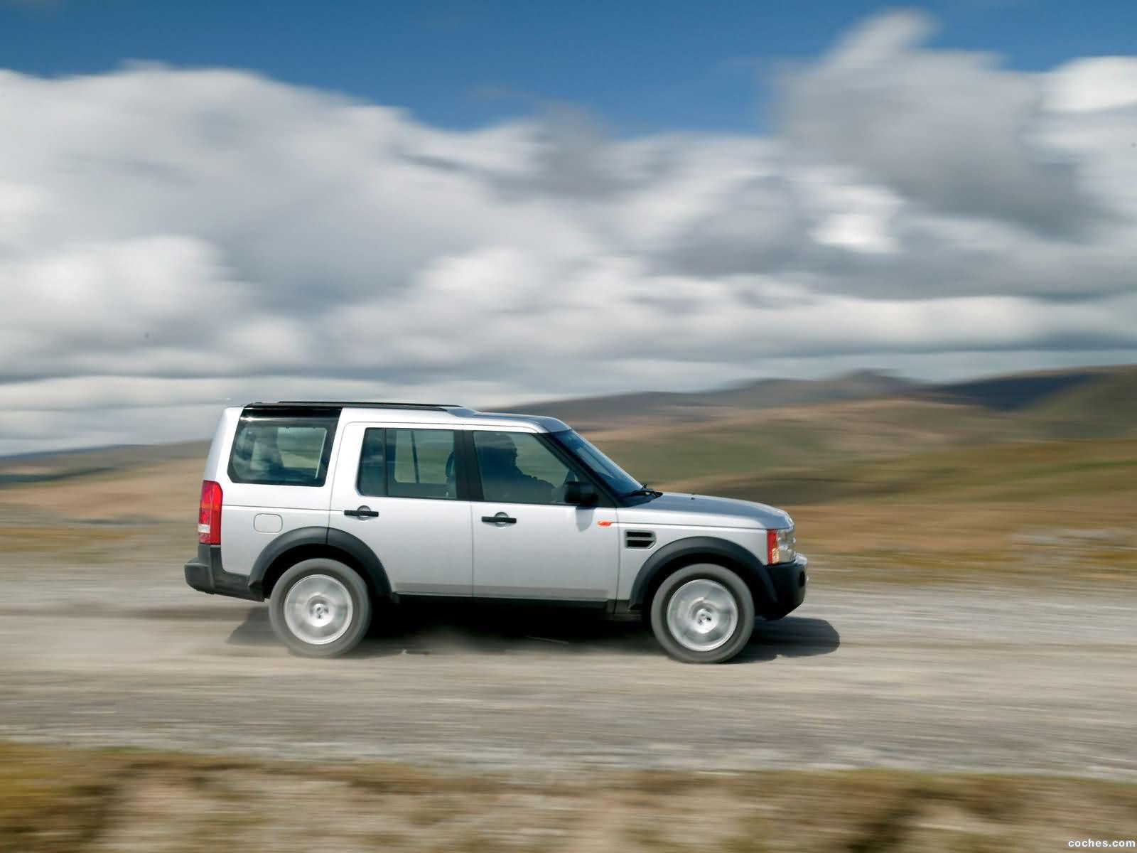 Land Rover Discovery III — описание модели